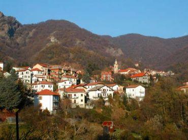 Panorama di Savignone